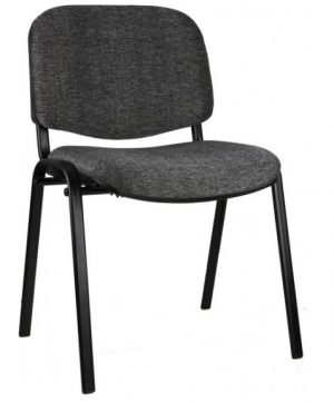 office visitor boardroom chair cheap budget black charcoal stackable Sydney