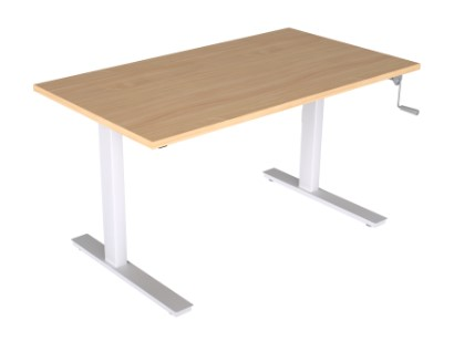 Height Adjustable desk Manual